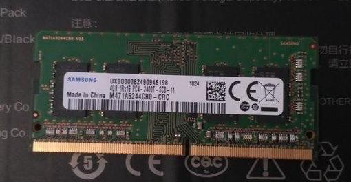 ноутбук Xiami 15.6 Pro оперативная память DDR4