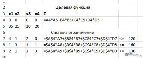 отображение формул